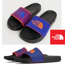 THE NORTH FACE Blended Fabrics Street Style Plain Shower Shoes