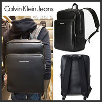 Calvin Klein Faux Fur Backpacks