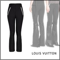 Louis Vuitton Casual Style Wool Pants