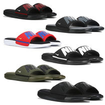 Nike Street Style Plain Shower Shoes Shower Sandals