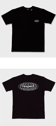 RESPECT More T-Shirts Unisex Street Style Short Sleeves T-Shirts 5