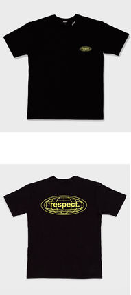 RESPECT More T-Shirts Unisex Street Style Short Sleeves T-Shirts 9