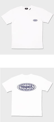 RESPECT More T-Shirts Unisex Street Style Short Sleeves T-Shirts 12