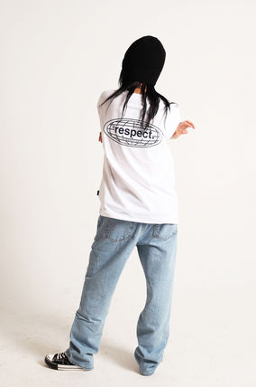 RESPECT More T-Shirts Unisex Street Style Short Sleeves T-Shirts 14