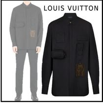 Louis Vuitton 2019-20AW LV STAPLES EDITION MULTI POCKETS UTILITY SHIRT