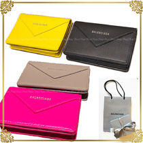 BALENCIAGA PAPIER A4 Card Holders