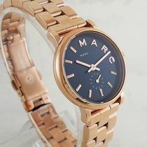 Marc by Marc Jacobs Casual Style Round Quartz Watches Analog Watches