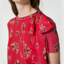 Max&Co. Other Animal Patterns Medium Short Sleeves Bold
