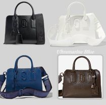 MARC JACOBS 2WAY Plain Leather Totes