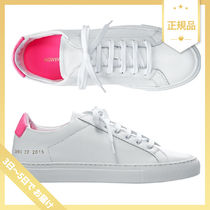 Common Projects Leather Low-Top Sneakers