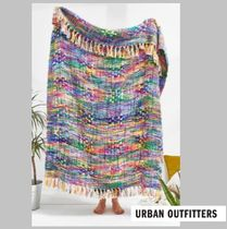 Urban Outfitters Fringes Throws