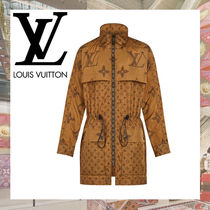 Louis Vuitton Monogram Casual Style Jackets