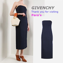 GIVENCHY Plain Dresses
