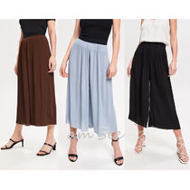 RESERVED Casual Style Plain Medium Culottes & Gaucho Pants