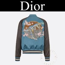 Christian Dior Short Blended Fabrics Street Style Collaboration