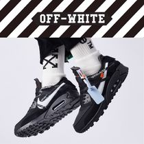 Off-White Street Style Collaboration Sneakers