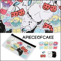 A PIECE OF CAKE Unisex Street Style Stationery