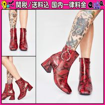 DOLLS KILL Casual Style Other Animal Patterns Python