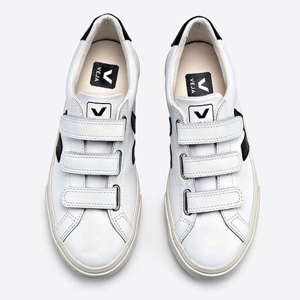 Unisex Leather Low-Top Sneakers
