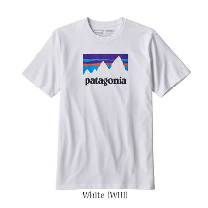 Patagonia More T-Shirts Unisex Street Style Short Sleeves T-Shirts 2