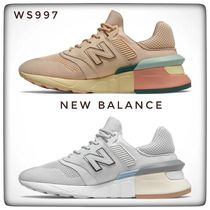 New Balance 997 Casual Style Oversized Low-Top Sneakers