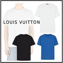 Louis Vuitton Plain Cotton Short Sleeves T-Shirts