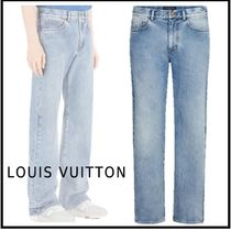 Louis Vuitton 2019-20AW FLARED JEANS Blue 28-38 jeans