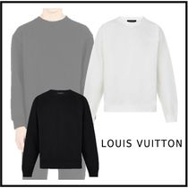 Louis Vuitton 2019-20AW INSIDE OUT CREWNECK SWEATSHIRT bronle noir XS-4L