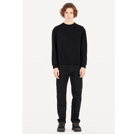 Louis Vuitton Sweatshirts 2019-20AW INSIDE OUT CREWNECK SWEATSHIRT bronle noir XS-4L 4