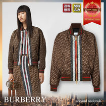 Burberry Stripes Medium Jackets
