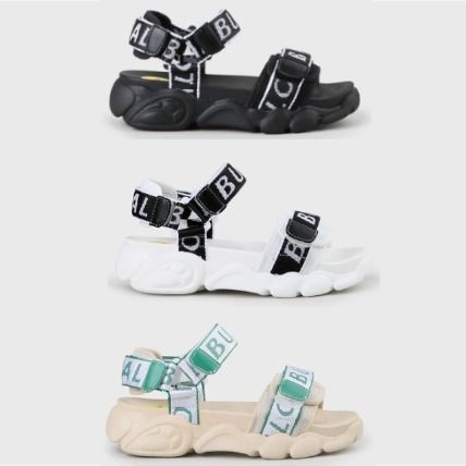 Platform Casual Style Street Style Sport Sandals