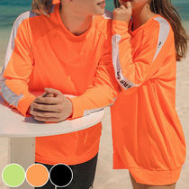 Unisex Plain Beachwear