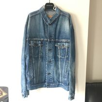 BALENCIAGA Casual Style Unisex Denim Medium Jackets
