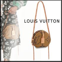 Louis Vuitton MONOGRAM 19-20AW GIANT MONOGRAM CHAPEAU multi-color free bag