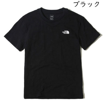 THE NORTH FACE More T-Shirts Unisex Street Style Logo Outdoor T-Shirts 2