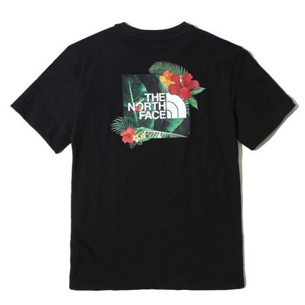 THE NORTH FACE More T-Shirts Unisex Street Style Logo Outdoor T-Shirts 3