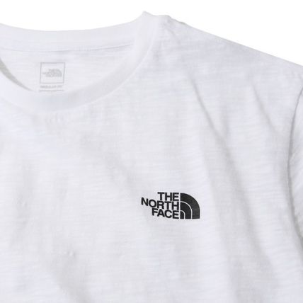 THE NORTH FACE More T-Shirts Unisex Street Style Logo Outdoor T-Shirts 8