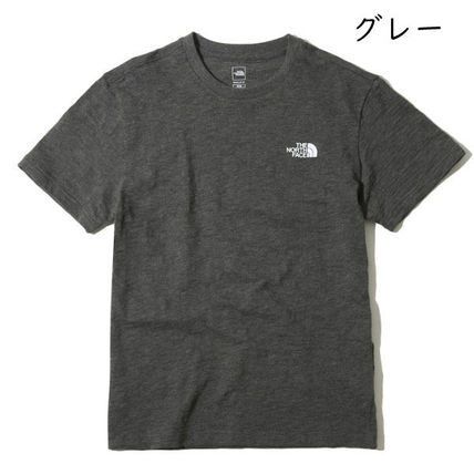 THE NORTH FACE More T-Shirts Unisex Street Style Logo Outdoor T-Shirts 10