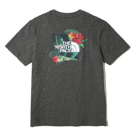 THE NORTH FACE More T-Shirts Unisex Street Style Logo Outdoor T-Shirts 11