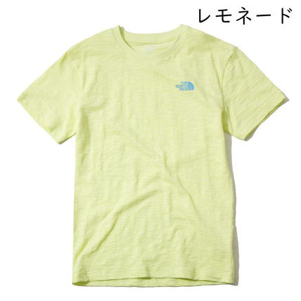 THE NORTH FACE More T-Shirts Unisex Street Style Logo Outdoor T-Shirts 17