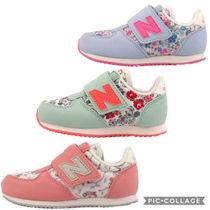 New Balance Street Style Collaboration Kids Girl Sneakers