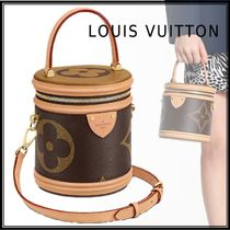 Louis Vuitton MONOGRAM 2019-20AW CANNE GIANT MONOGRAM multi-color free bag