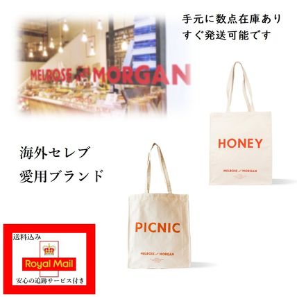 Unisex Canvas Bag in Bag A4 Shoppers