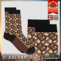 Burberry Unisex Cotton Socks & Tights