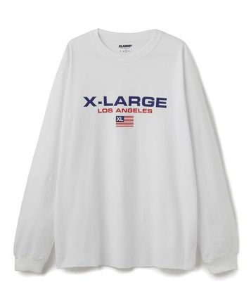 X-Large More T-Shirts Street Style Short Sleeves T-Shirts
