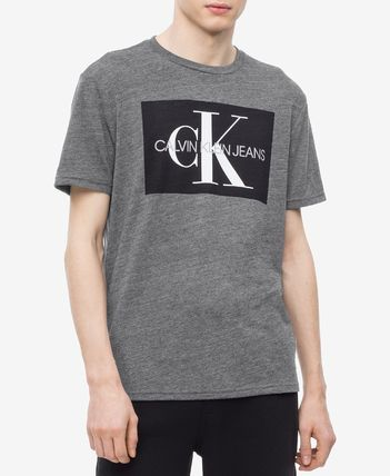 Calvin Klein Crew Neck Crew Neck Cotton Short Sleeves Crew Neck T-Shirts 4