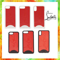 Christian Louboutin Street Style Smart Phone Cases