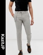 ASOS Stripes Skinny Fit Pants