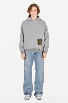 Louis Vuitton Hoodies Pullovers Wool Plain Hoodies 3