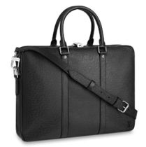 Louis Vuitton TAIGA 2WAY Leather Business & Briefcases